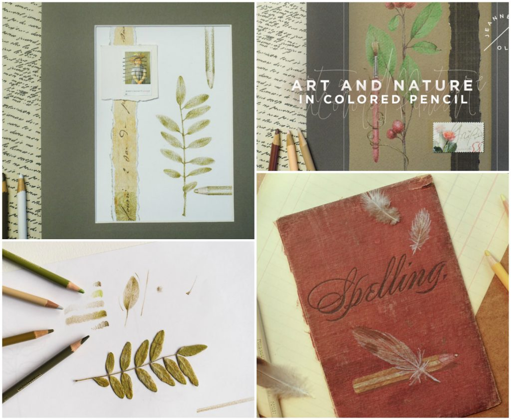 Art in Nature Collage | Kelly Hoernig