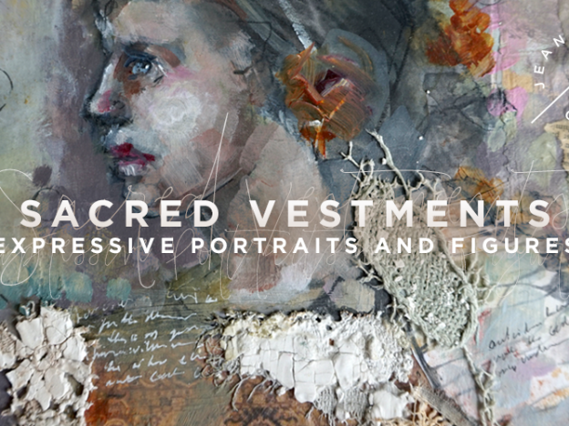 Sacred Vestments | Expressive Portraits and Figures course image