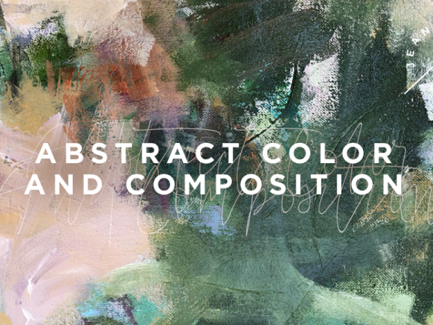 Abstract Color and Composition course image
