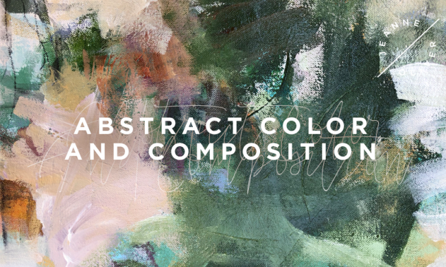 Abstract Color and Composition with Cherie Wilson
