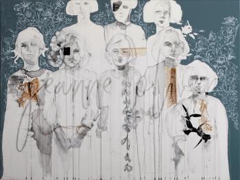 Eyes Wide Open by Jeanne Oliver