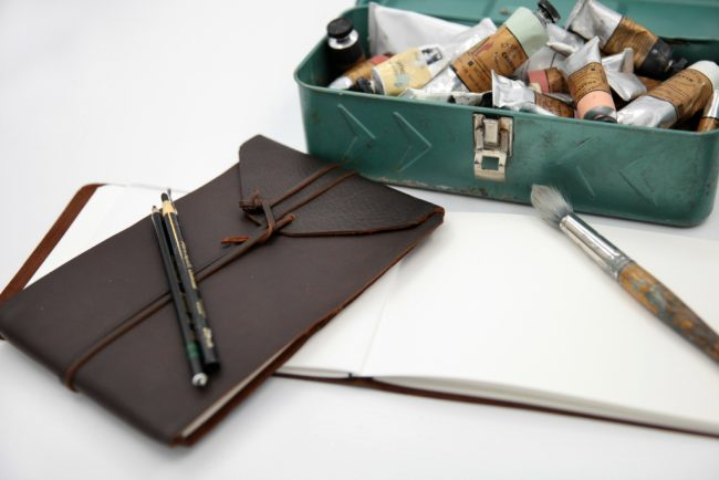 Leather Midori Style Journal
