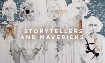Storytellers and Mavericks with Jeanne Oliver