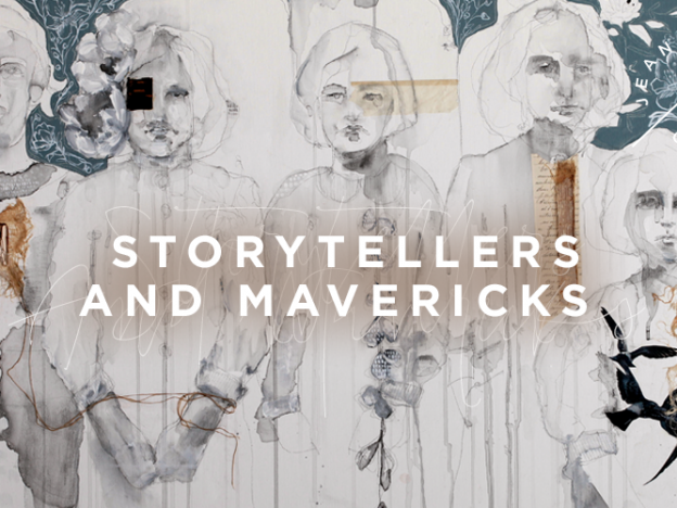 Storytellers and Mavericks course image