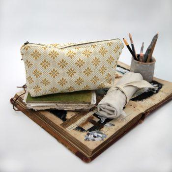 The Living Studio Portable Art Bag | Three