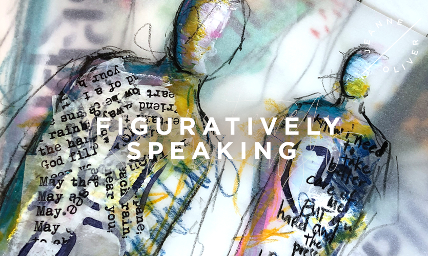 Figuratively Speaking with Dina Wakley