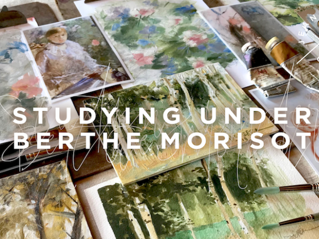 Studying Under Berthe Morisot course image