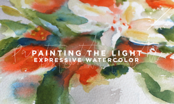 Painting the Light | Expressive Watercolor