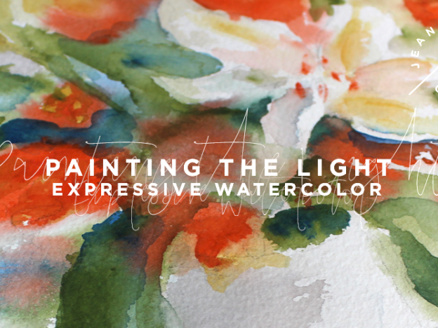 Painting the Light | Expressive Watercolor course image