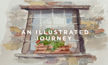 An Illustrated Journey with Lorraine Bell