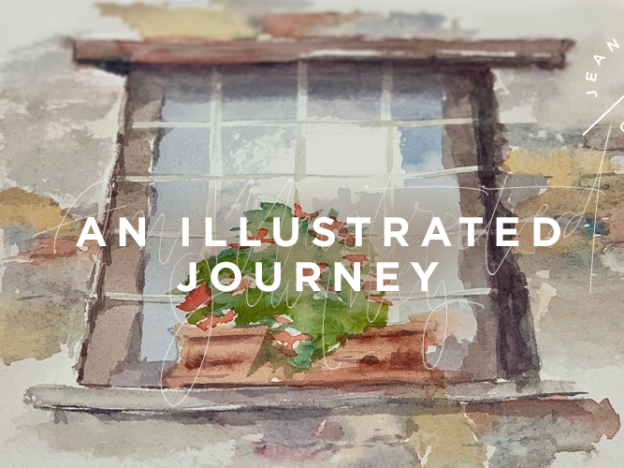 An Illustrated Journey course image
