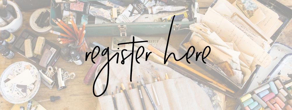 Register for Live Art Workshop | Pam Garrison