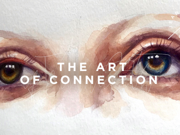 The Art of Connection | Painting an Expressive Portrait course image