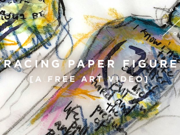 Free Art Video: Tracing Paper Figures course image