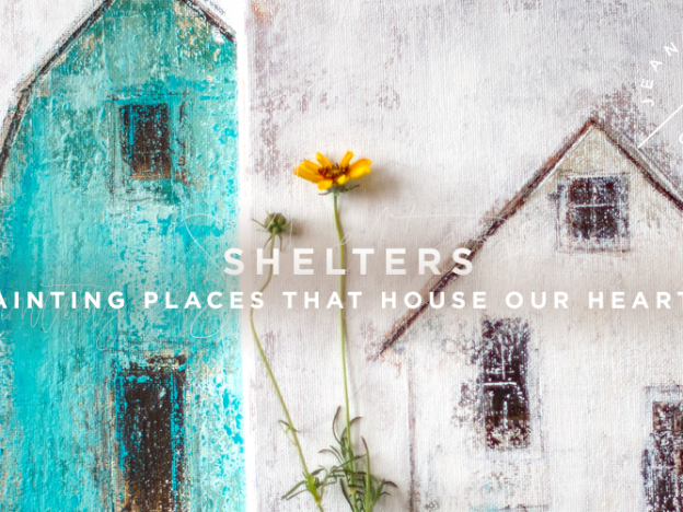 Shelters: Painting Places that House Our Hearts course image