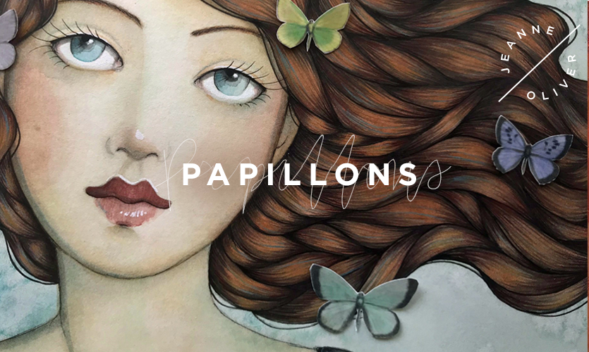 Papillons with Angela Kennedy