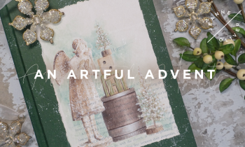 An Artful Advent with Kelly Hoernig
