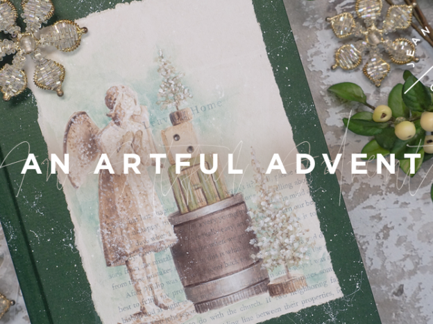 An Artful Advent course image