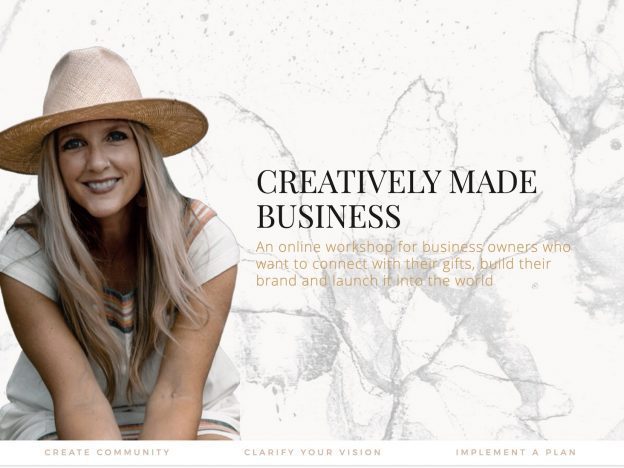 Creatively Made Business course image