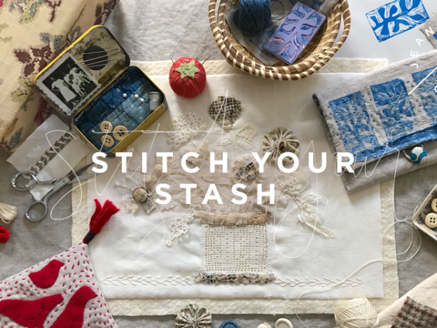 Stitch Your Stash course image