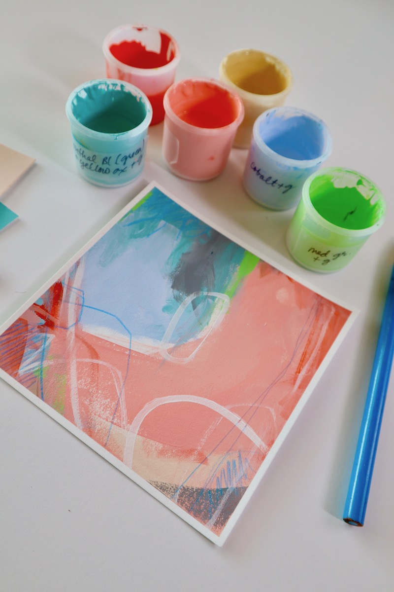 Paint Play with Kate Thompson