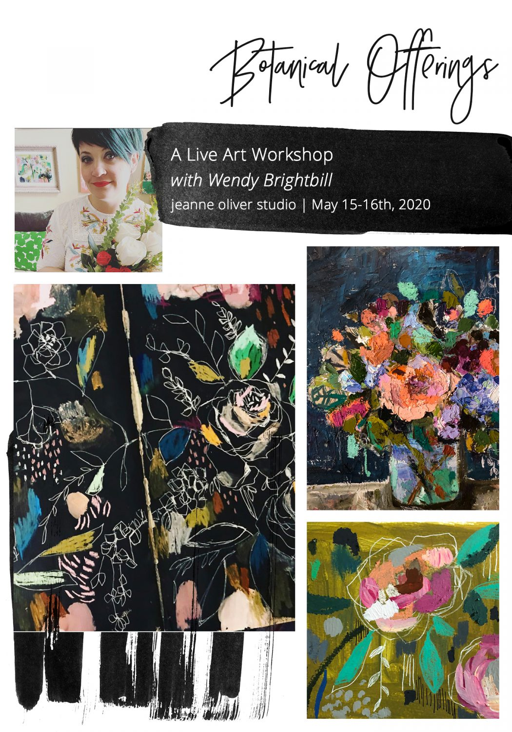 Botanical Offerings with Wendy Brighbill