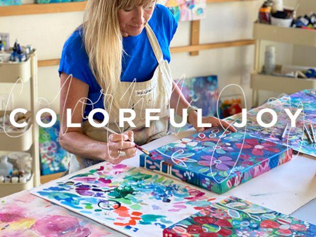 Colorful Joy course image