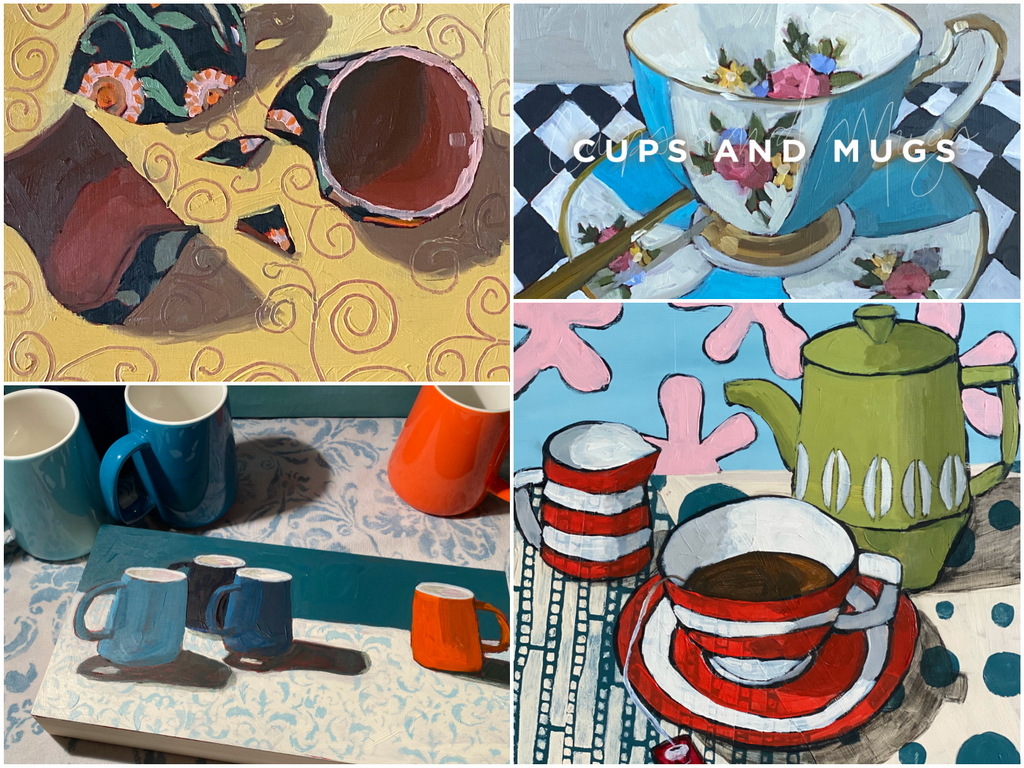 Cups Mugs Everyday Objects As Our Storytellers Jeanne Oliver