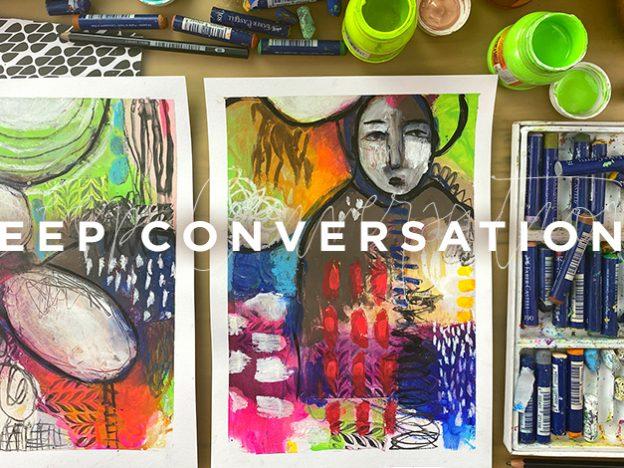 Deep Conversations course image