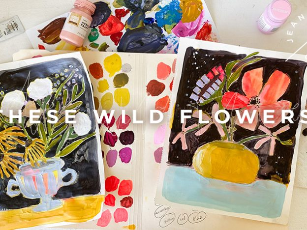 These Wild Flowers course image