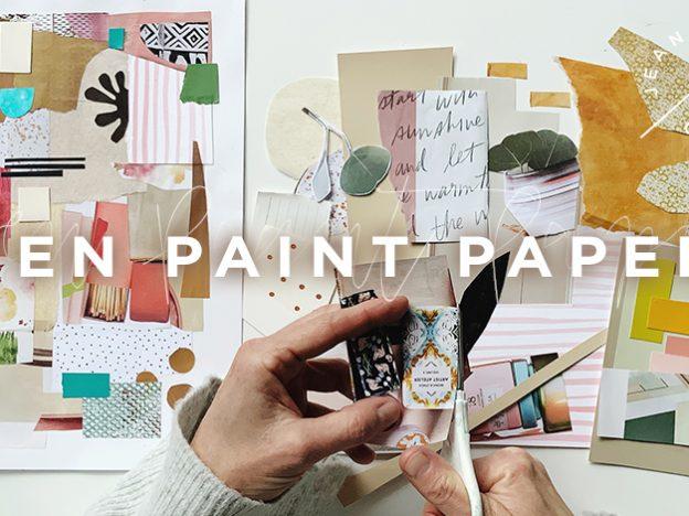 Pen Paint Paper course image