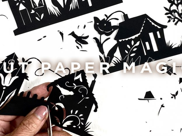 Cut Paper Magic course image