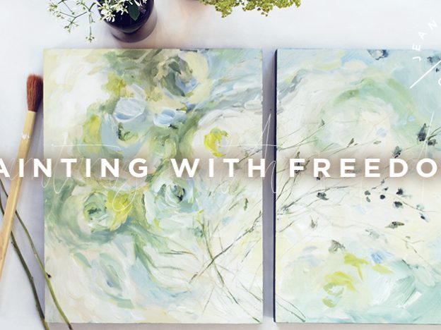 Painting with Freedom course image