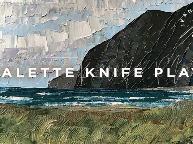 Palette Knife Play course image