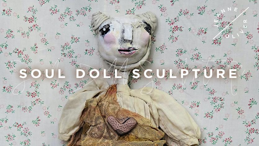 Soul Doll Sculpture