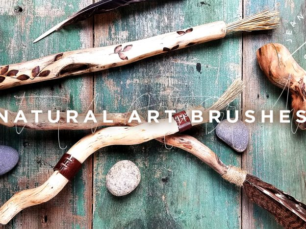 Natural Art Brushes course image