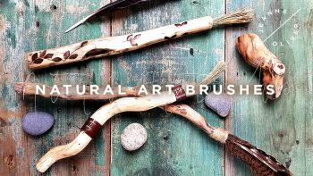 Natural Art Brushes 2