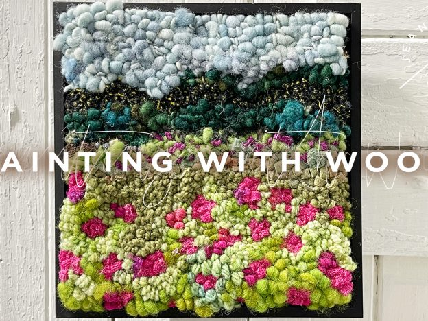Painting With Wool course image
