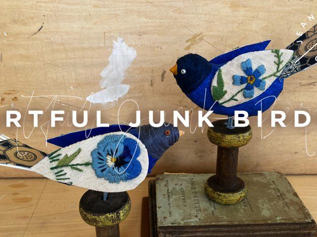 Artful Junk Birds course image