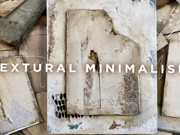 Textural Minimalism course image