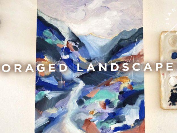 Foraged Landscapes course image