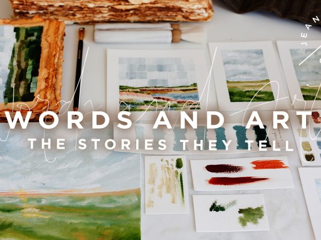 Words and Art course image
